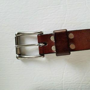 Brave Accessories - Brave Men's Belt Italian Leather
